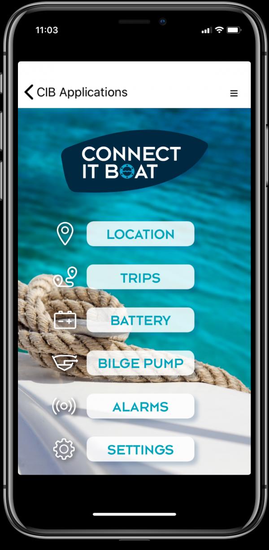 boat monitoring software